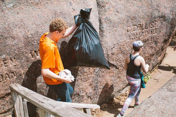 Elephant Rocks: Cleanup 5
